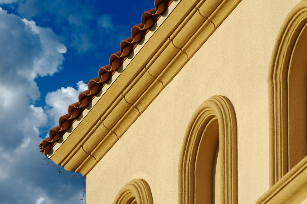 Stucco Repair Las Vegas - New Construction